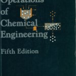 Unit operation of chemical engineering by mccabe and smith 5th edition Pdf free download