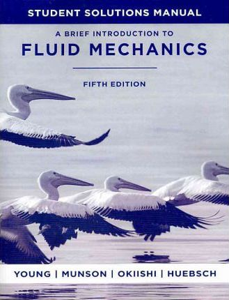 A Brief Introduction To Fluid Mechanics