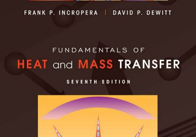 Fundamentals of Heat and Mass Transfer 7th Edition Solutions Manual Pdf Free Download