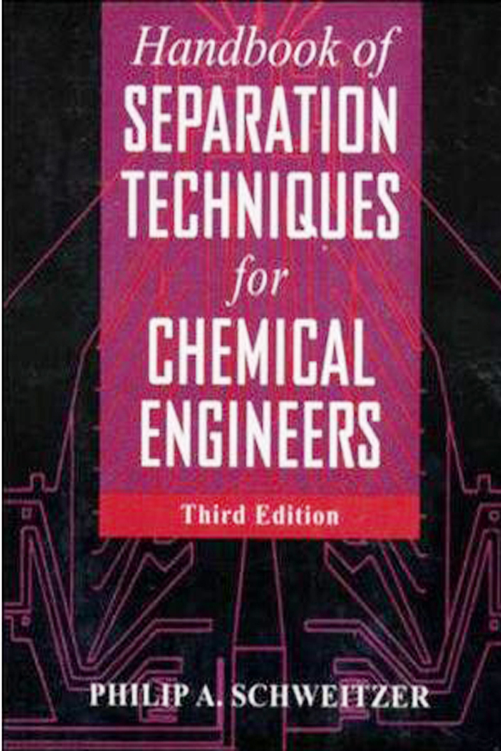 Handbook of Separation Techniques for Chemical Engineering pdf download