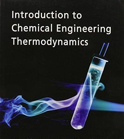 Chemical engineering thermodynamics introduction to chemical engineering thermodynamics 7th edition pdf free download fandeluxe Gallery