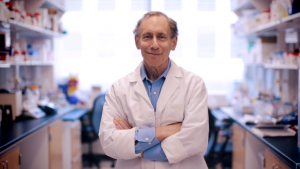 Chemical Engineer Robert_Langer_BioTech_Awards_Video_laboratory