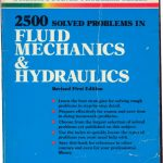 2500 Solved Problems in Fluid Mechanics Pdf Download