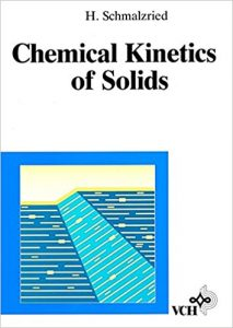 Chemical Kinetics of Solids Solution Manual Schmalzried