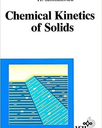 chemical kinetics of solids solution manual