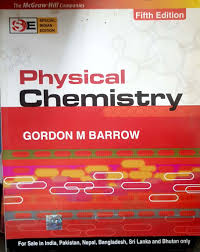Physical Chemistry PDF Gordon Barrow