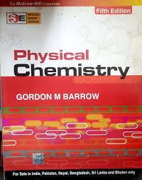 Physical Chemistry PDF Gordon Barrow